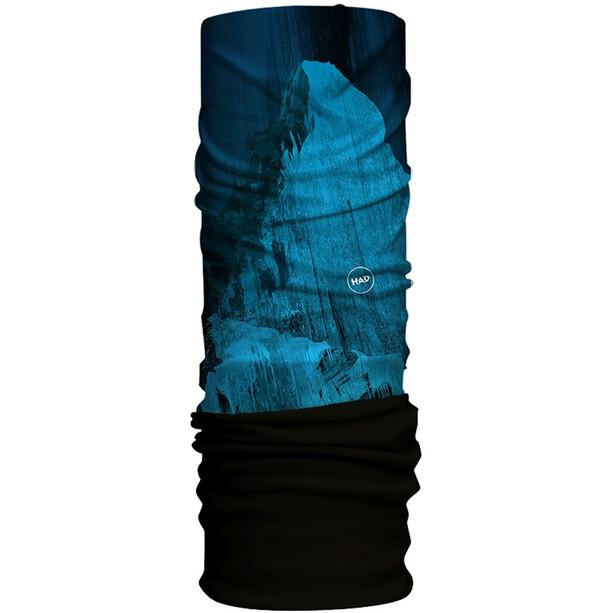 HAD Original Fleece Halsrør, blå/sort