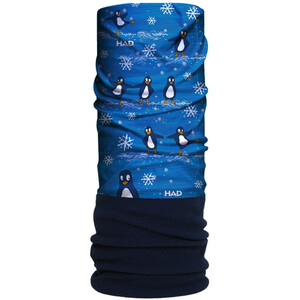 HAD Originals Fleece Schlauchschal Kinder blau blau