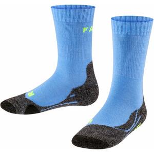 Falke TK2 Trekking Socks Kids blue note blue note