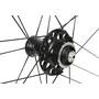 """Campagnolo Zonda C17 Disc Kiekkopari 28"""" Centerlock Campagnolo 9x100/10x135mm, musta"""