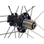 "Campagnolo Zonda C17 Disc Wheelset 28"" 6-hole Campagnolo 9x100 / 10x135mm black"