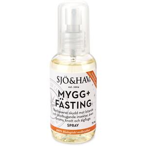 Sjö & Hav Mygg + Fästing Spray 75ml