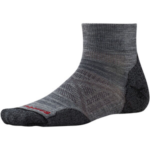 Smartwool PhD Outdoor Light Mini Socken medium gray medium gray
