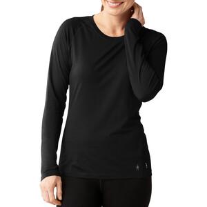 Smartwool Merino 150 Baselayer Langarmshirt Damen black black