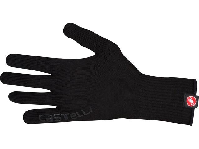castelli corridore gloves black online kaufen. Black Bedroom Furniture Sets. Home Design Ideas