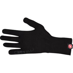 Castelli Corridore Handschuhe schwarz schwarz