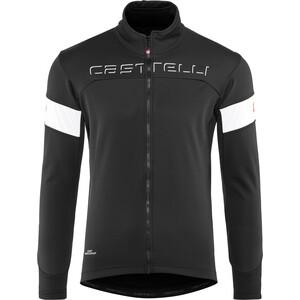 Castelli Transition Jacket Herre black/white black/white