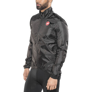 Castelli Squadra Jacket Herr black black