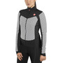 Castelli Sfida Full-Zip Trikot Damen white/black