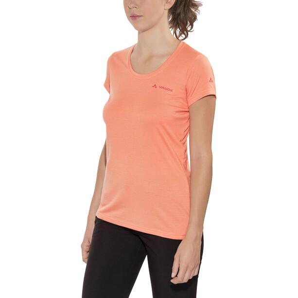 VAUDE Kulam T-Shirt Damen apricot