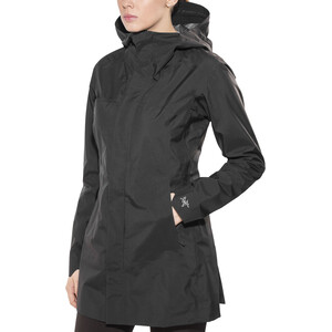 Arc'teryx Codetta Mantel Damen black black