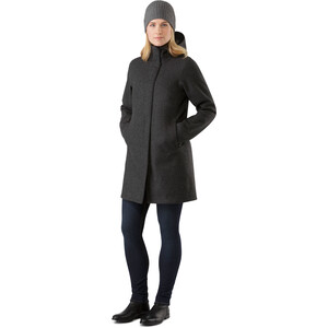 Arc'teryx Embra Mantel Damen Black Heather Black Heather