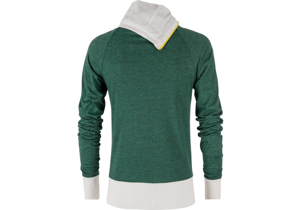 nihil la lili sweat shirt femme vert sur. Black Bedroom Furniture Sets. Home Design Ideas