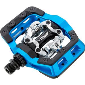 DMR V-Twin Pedaler blå blå