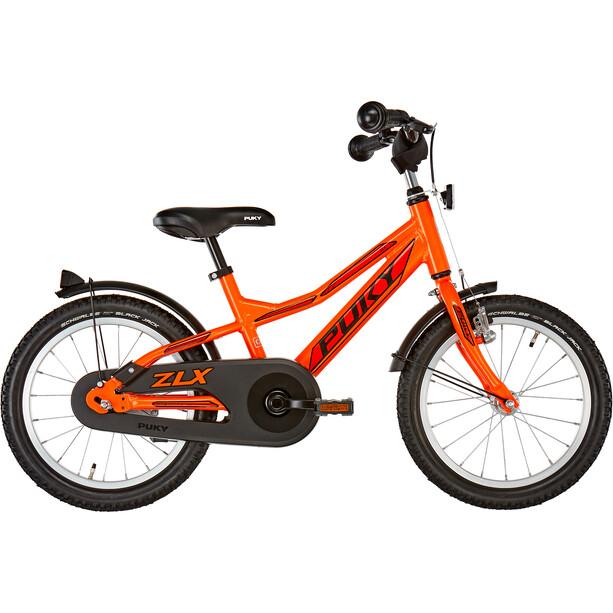 Puky ZLX 16-1 Bicycle Barn racing orange