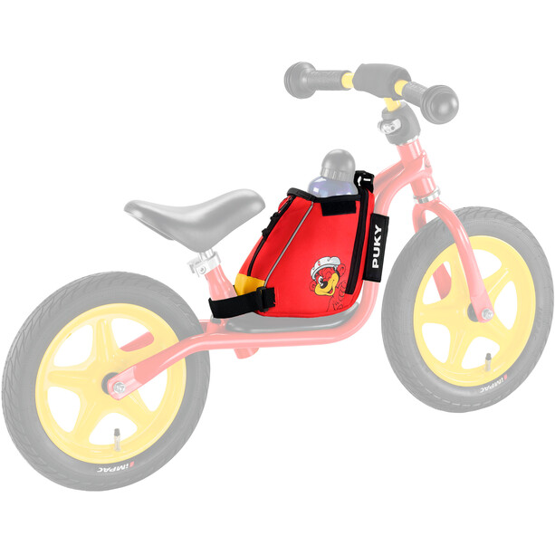 Puky LRT Laufradtasche mit Tragegurt Kinder rot