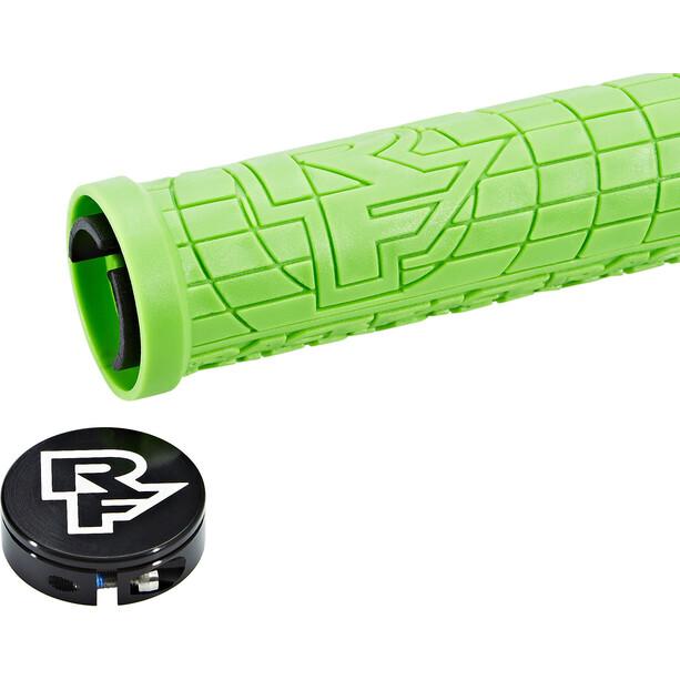 Race Face Grippler Lock-On Grips grön