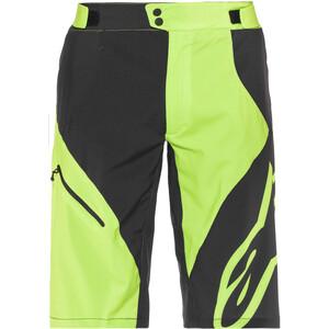 Alpinestars Pathfinder Base Racing Shorts Herren bright green black bright green black