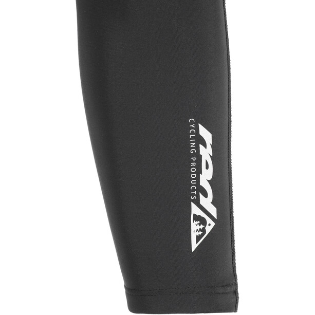 Red Cycling Products Thermo Armlinge black