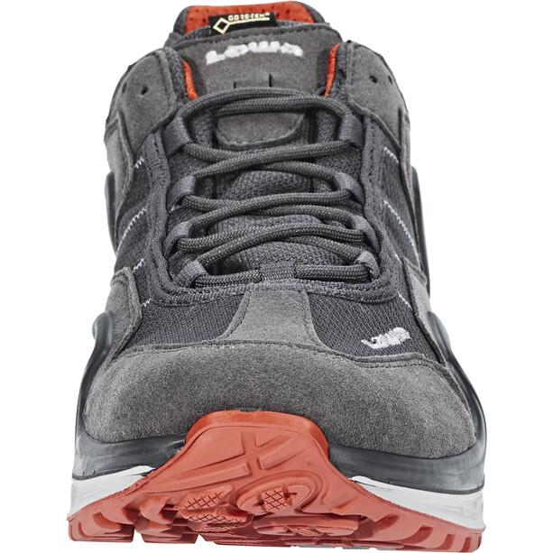 Lowa Gorgon GTX Schuhe Herren anthracite/rust
