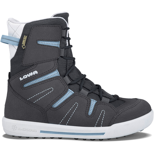 Lowa Lilly II GTX Schuhe Kinder anthracite/ice blue
