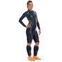 Colting Wetsuits Extrema float Plus Swimcalfs black