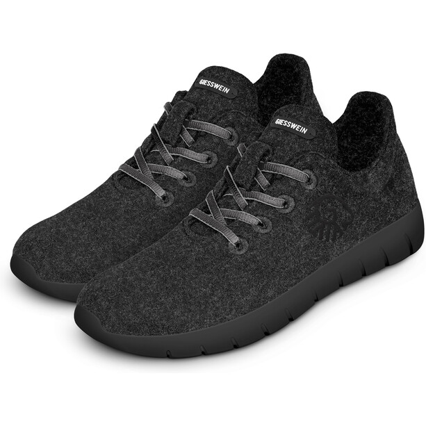 Giesswein Merino Wool Runners Damen anthrazit