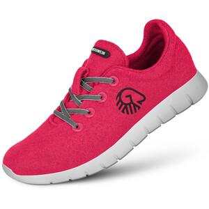 Giesswein Merino Wool Runners Damen rubin rubin