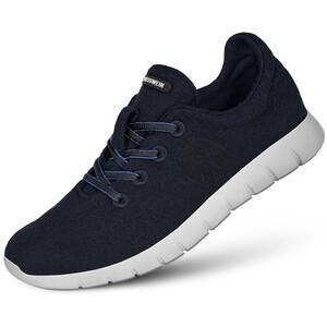 Giesswein Merino Wool Runners Heren, blauw blauw