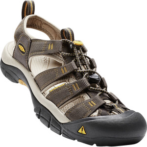 Keen Newport H2 Sandals Men raven/aluminum raven/aluminum
