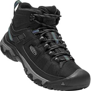 Keen Targhee EXP WP Mid-Cut Schuhe Herren black/steel grey black/steel grey