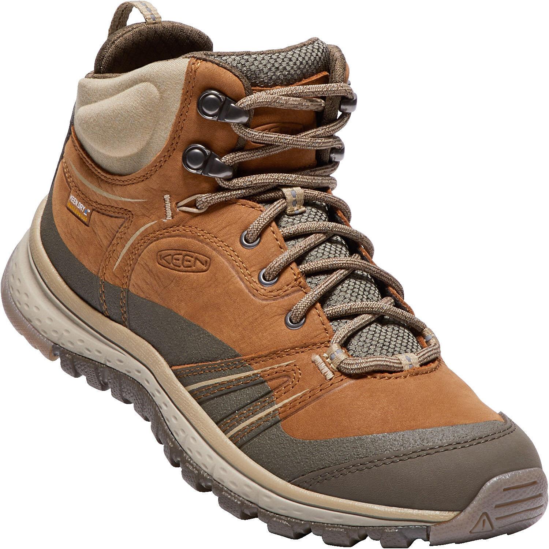 huge selection of a2809 470f2 Keen Damen Terradora Mid Wasserdicht Trekking Schuhe Stiefel ...