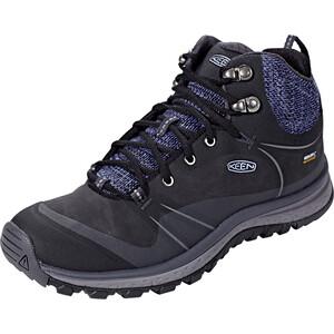 Keen Terradora Pulse Mid WP Schuhe Damen black/magnet black/magnet