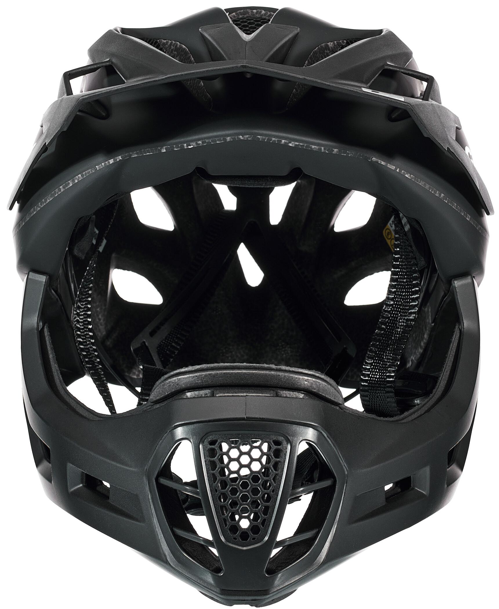 Cratoni C Maniac Freeride Helm black matt