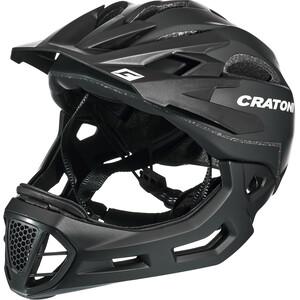 Cratoni C-Maniac Freeride Kypärä, musta musta