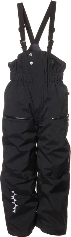 Isbjörn Powder Winter Pants Barn black 98 2019 Skibukser