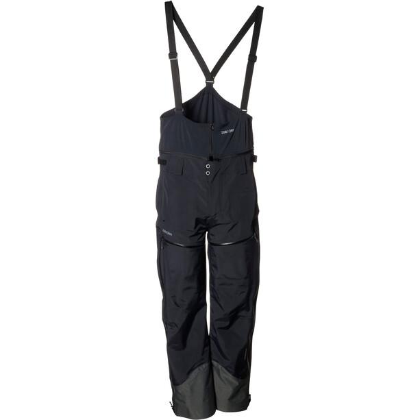 Isbjörn Expedition Hard Shell Pants Barn black