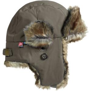 Isbjörn of Sweden Squirrel Winter Cap Barn grå grå