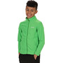 Regatta Hydrate II 3in1 Jacke Kinder persimm/seal grey