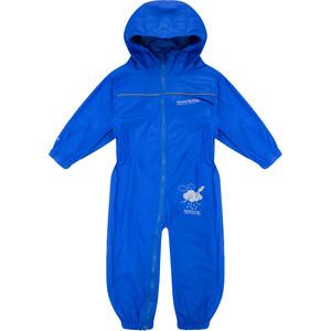 Regatta Puddle IV Mono Niños, azul azul