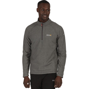 Regatta Montes LS Fleeceshirt Herren light steel light steel