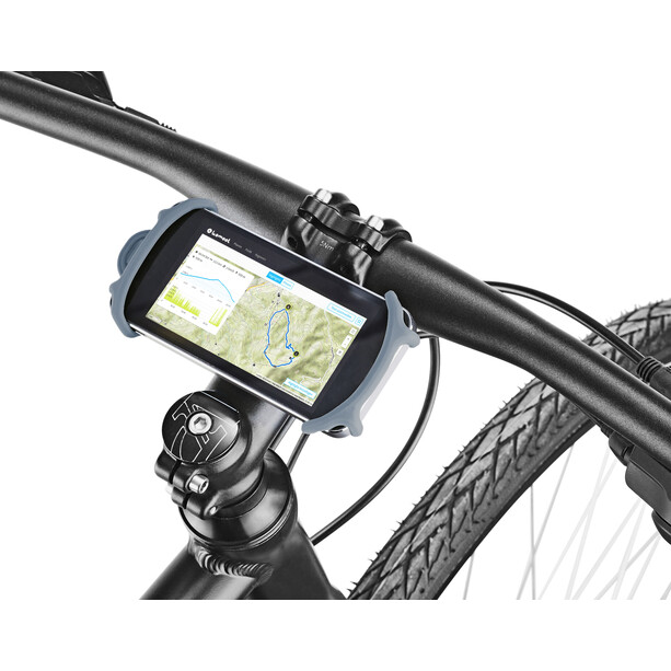 Red Cycling Products Easy Up Smartphone Halter dunkelblau