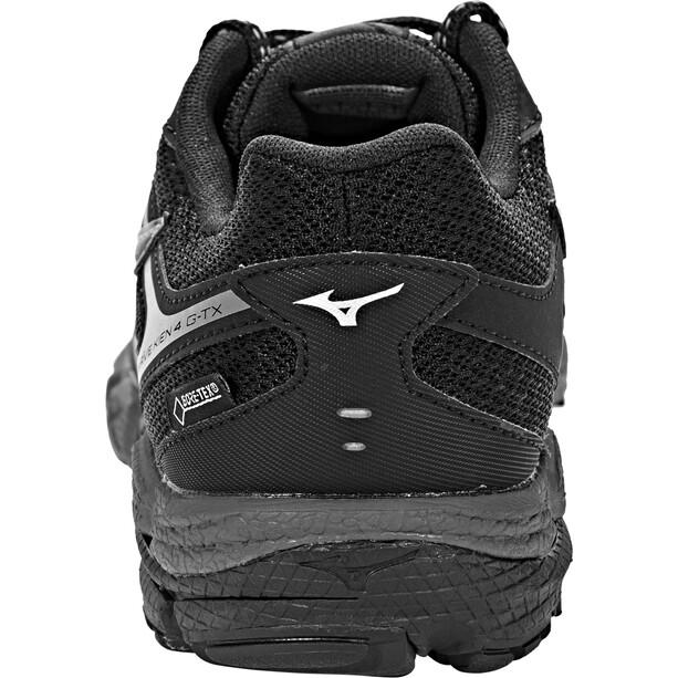 Mizuno Wave Kien 4 G-TX Schuhe Damen black/dark shadow