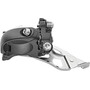 Shimano Deore Trekking FD-T6000 Dérailleur avant 3x10 collier bas Down Swing, gris