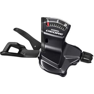 Shimano Deore Trekking SL-T6000 Gearskifter 10-speed højre, sort sort