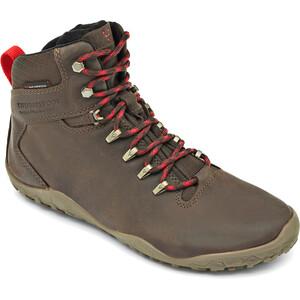 Vivobarefoot Tracker FG Leather Shoes Dam dark brown dark brown