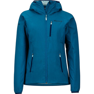 Marmot Novus Isolierte Kapuzenjacke Damen late night late night
