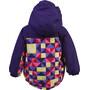 Color Kids Kurt Mini Padded Jacke Kinder violet indigo