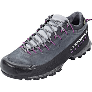 La Sportiva TX4 GTX Schuhe Damen carbon/purple carbon/purple