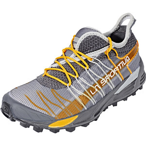 La Sportiva Mutant Laufschuhe Damen Grey/Papaya Grey/Papaya